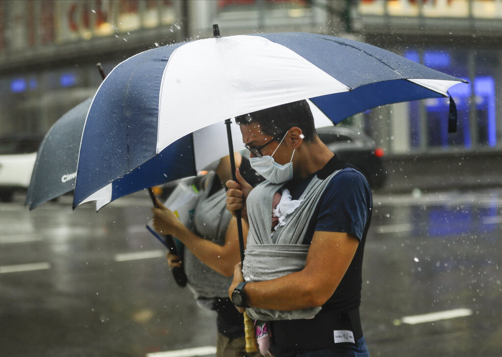 Tropical system forming in Gulf, could bring rain to Long Island next week