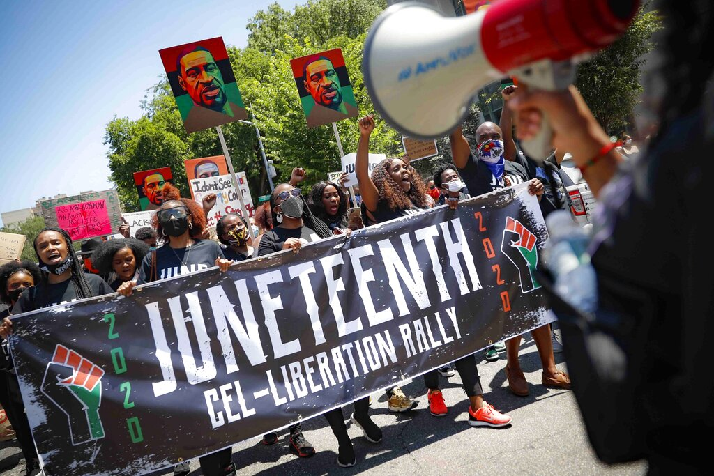 Despite pledge, no paid Juneteenth holiday for city workers