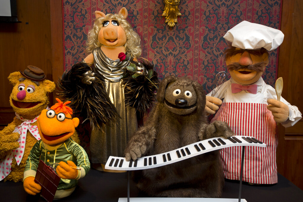 The Muppets Haunted Mansion Halloween Special