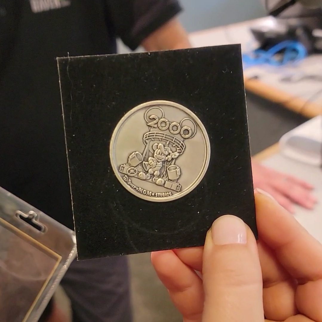 What To Do With The Disney Coin?