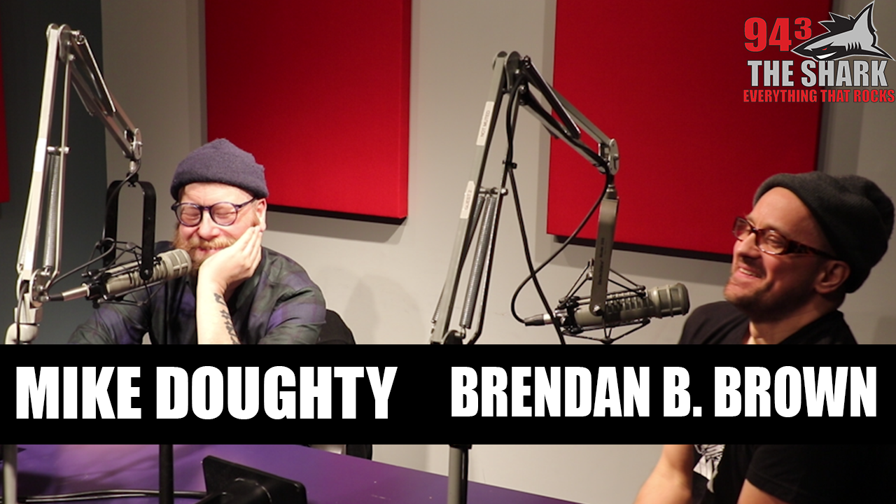 Brendan B. Brown and Mike Doughty chat with Orlando