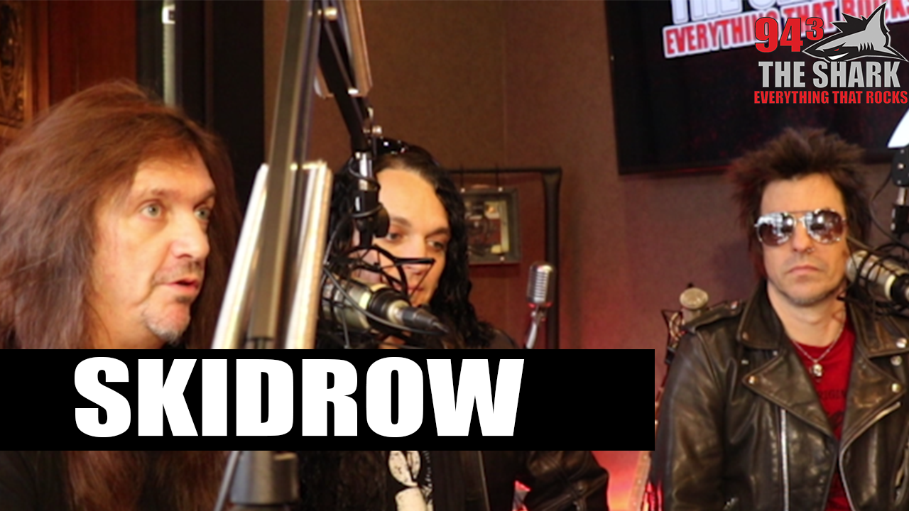 Skidrow LIVE in The Studio with Rob and Orlando