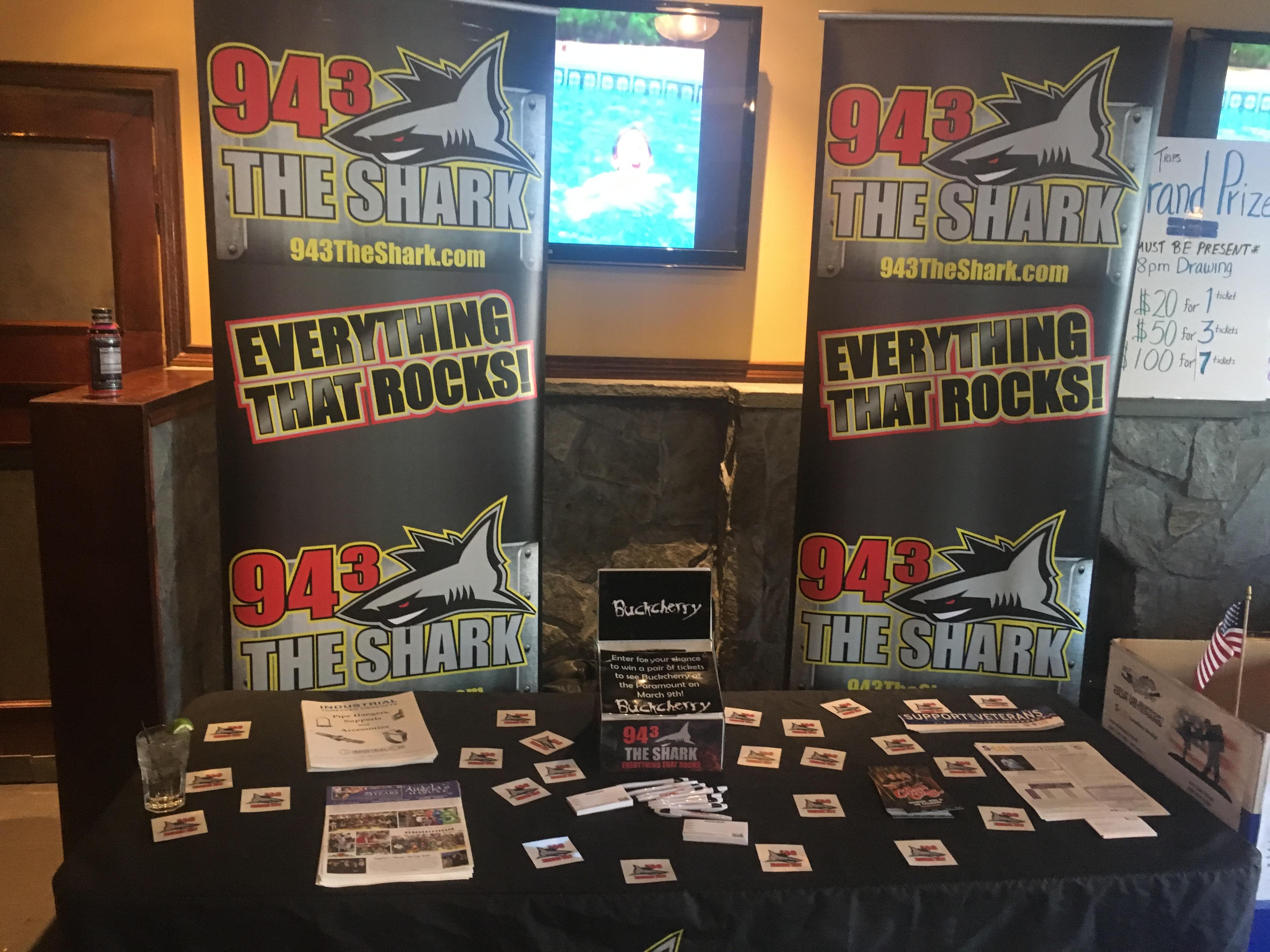 94.3 The Shark at Stony Brook University Basketball