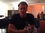 Janet Varney and John C. McGinley at New York Comic-Con!