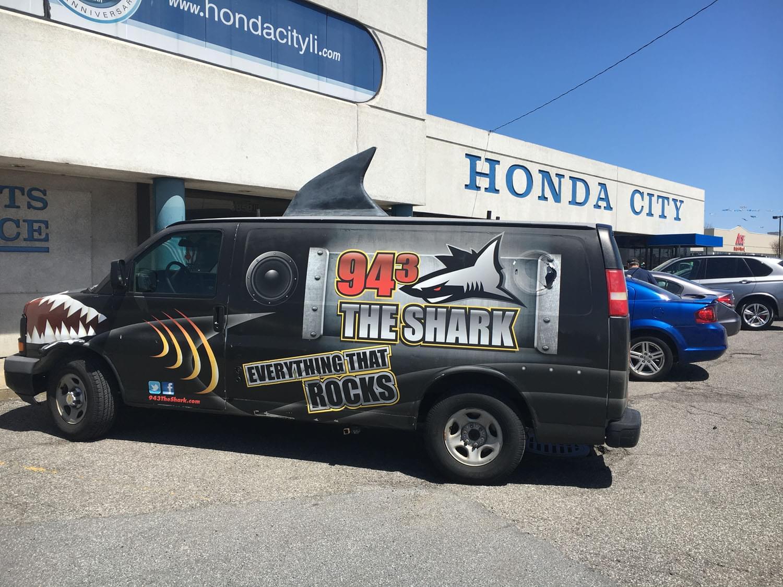 94.3 The Shark at Honda City