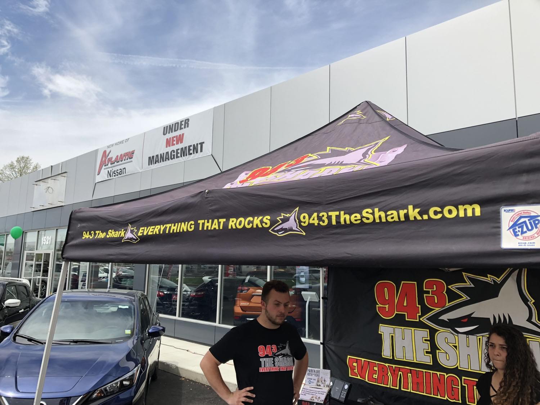 94.3 The Shark at Atlantic Nissan