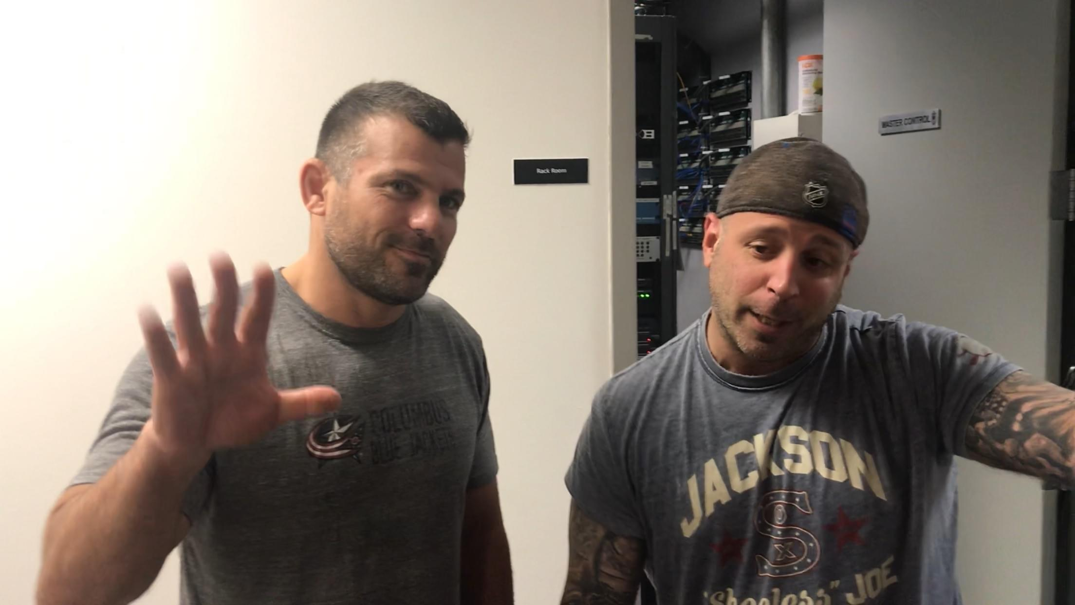 Orlando Speaks With Lucha Underground's Mat Striker