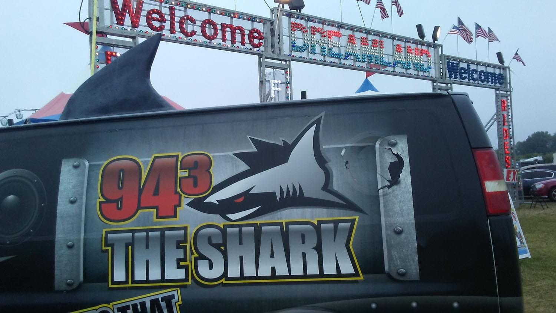94.3 The Shark at LI Fun Fest