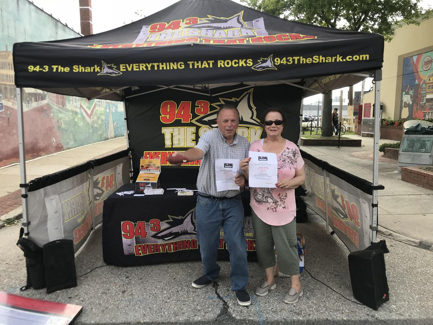 94.3 The Shark at Alive After 5