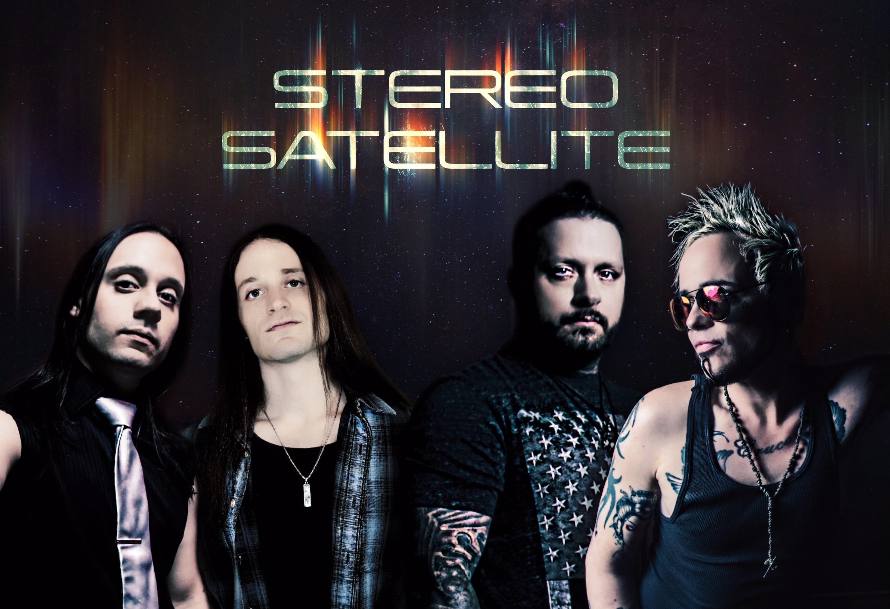 Orlando Interviews Stereo Satellite