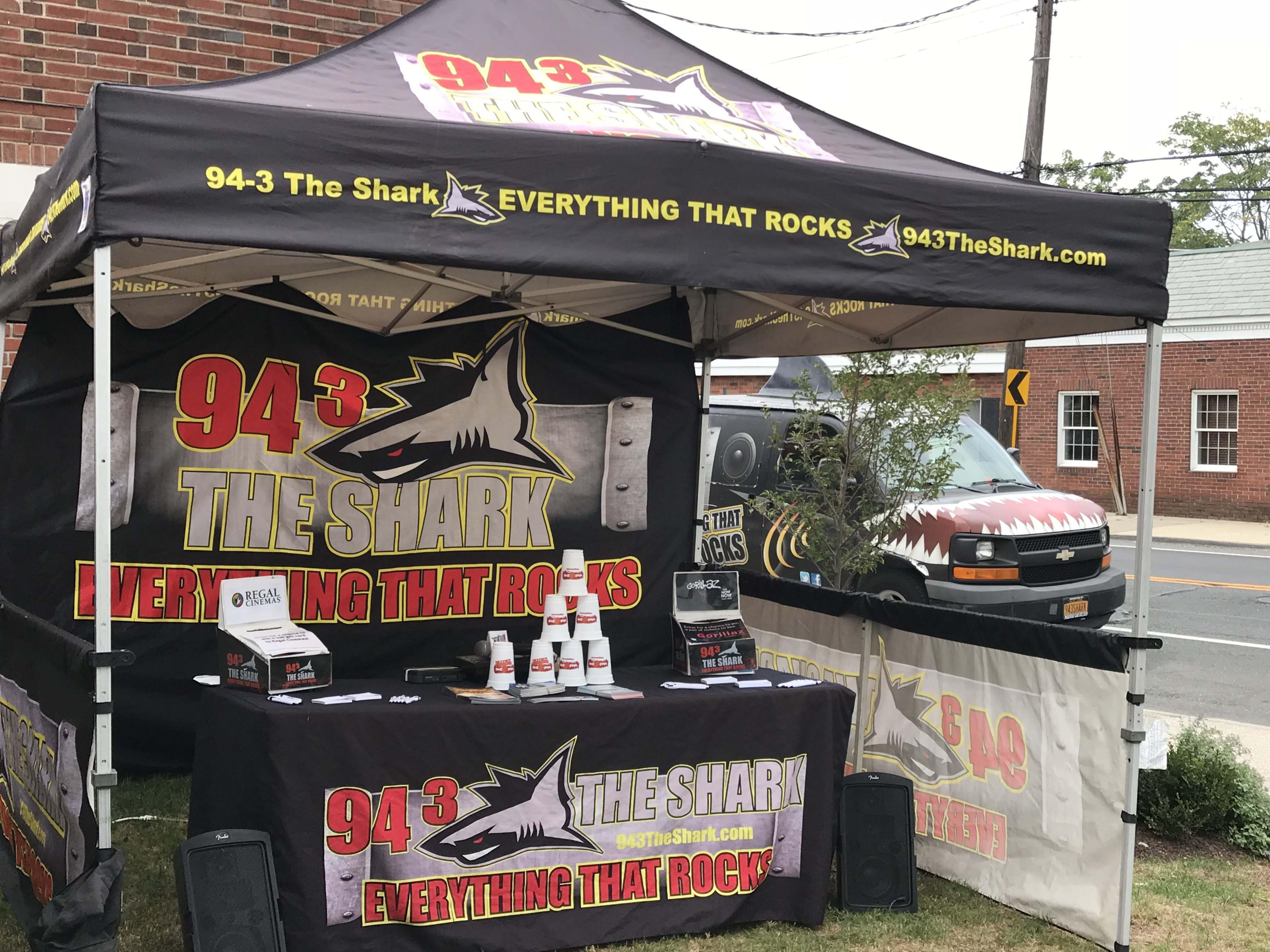 94.3 The Shark at Amityville's Ink & Art