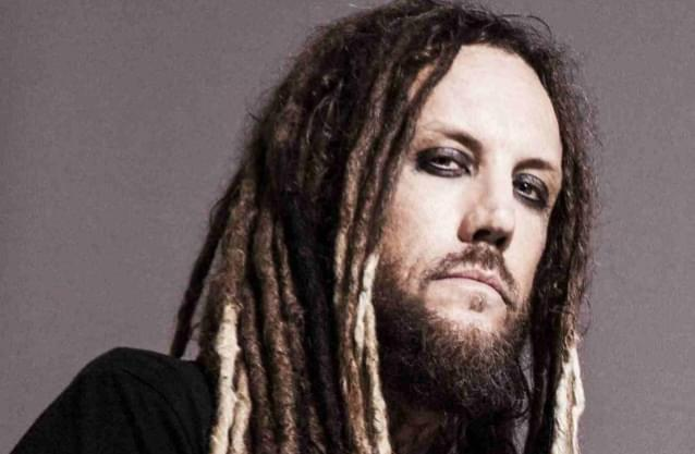 "Brian ""Head"" Welch from Korn talks to Orlando!"