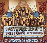 NEW FOUND GLORY WITH SPECIAL GUESTS : HAWTHORNE HEIGHTS, FREE THROW, JETTY BONES @ The Paramount 11/22