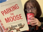 Mid-Day Jamie travels to McNally Jackson Books for Dave Hill's Parking The Moose Book Launch Party!