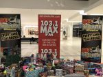 103.1 MAX FM and 94.3 The Shark's Toy Drive benefiting Family Service League