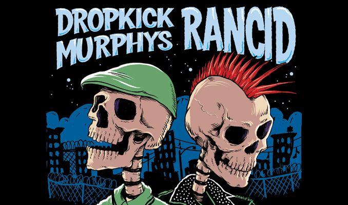 Dropkick Murphys, Rancid, and The Bronx
