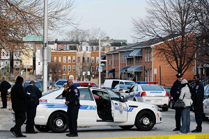 Baltimore Hits 300 Homicides for Fifth Year in a Row