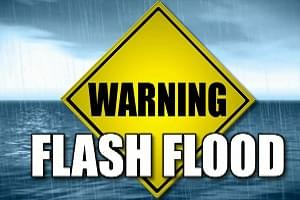 Flash Flooding, More Than 15K Lose Power Following Severe Storms
