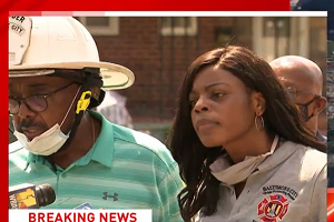 Baltimore leaders respond to gas explosion in West Baltimore