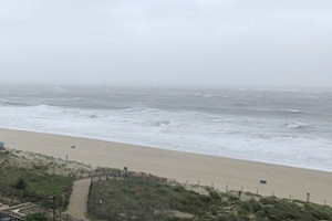 Police investigate report of a body washed ashore in Ocean City