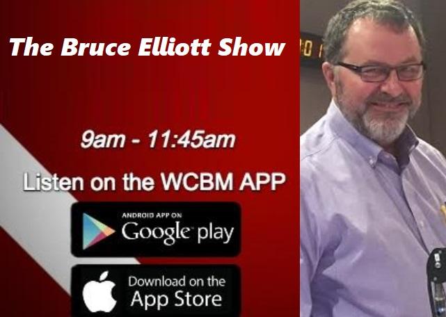 The Bruce Elliott Show