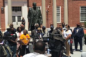 NAACP leader calls for economic boycott of Ocean City after arrest video