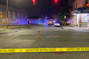 Dirt bike rider struck and killed by fire truck in West Baltimore