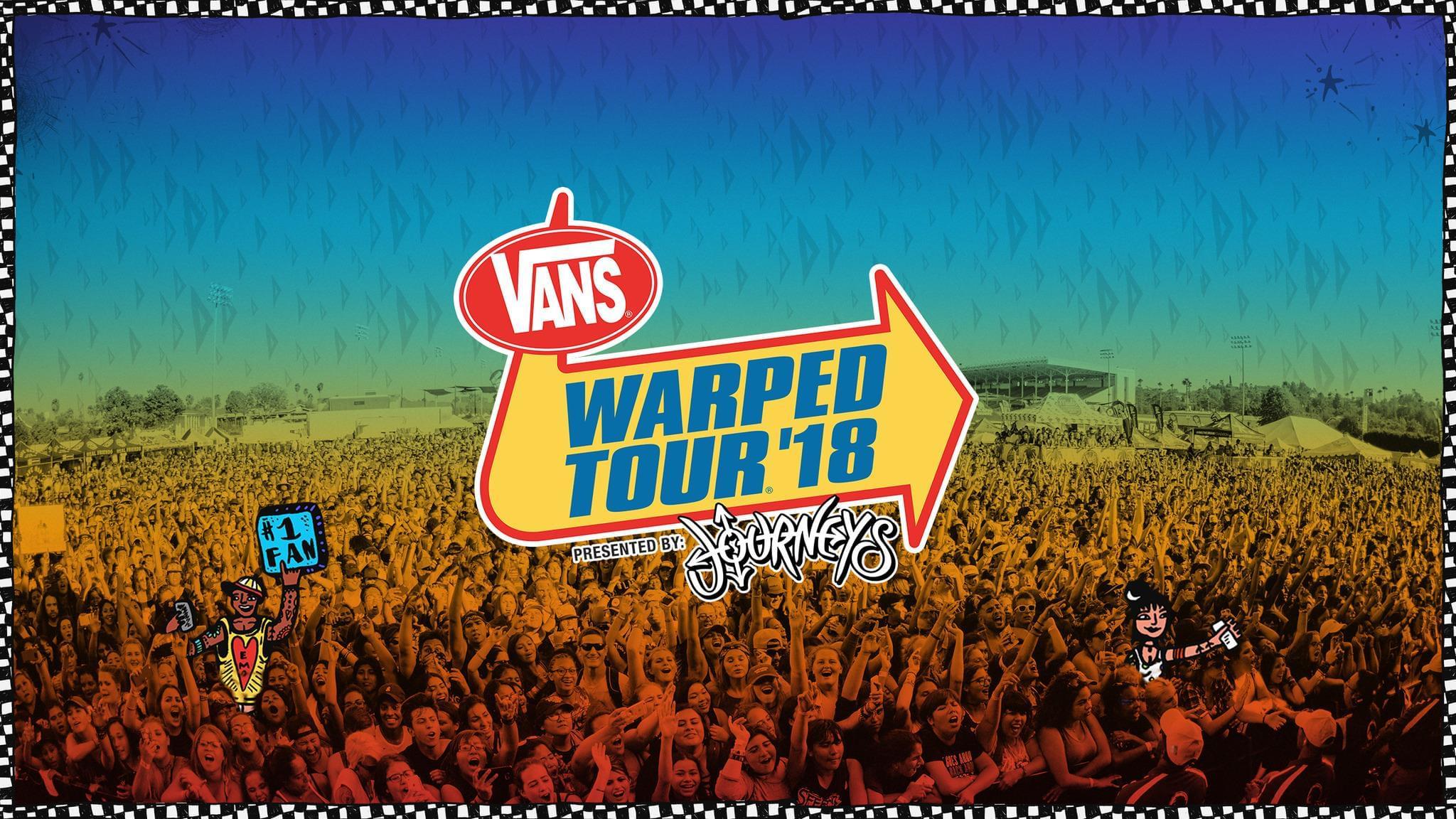 VAN'S WARPED TOUR