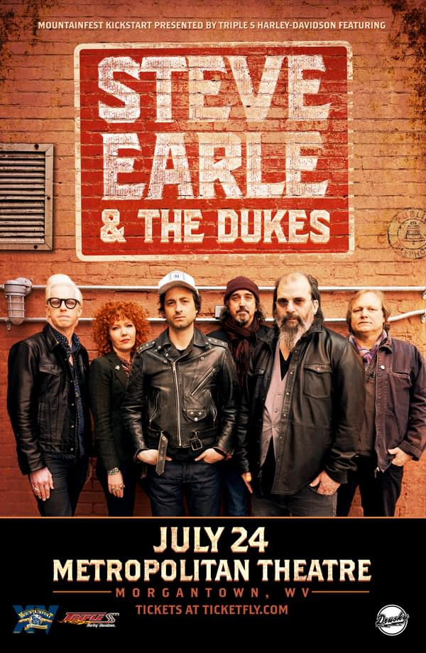 Steve Earle & The Dukes w. The Mastersons