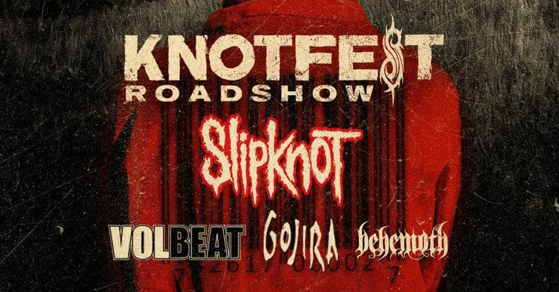KNOTFEST featuring Slipknot, Volbeat, Gojira, Behemoth & More