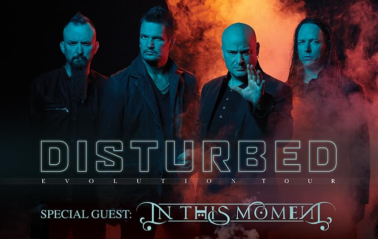 Disturbed & In This Moment