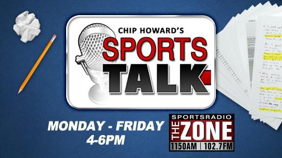 Sports Talk on Tuesday
