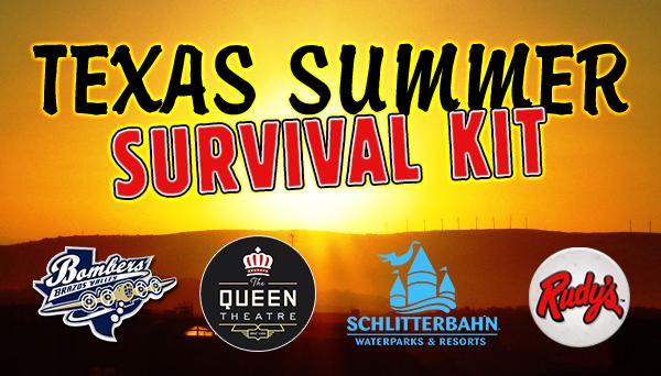 Texas Summer Survival Kit