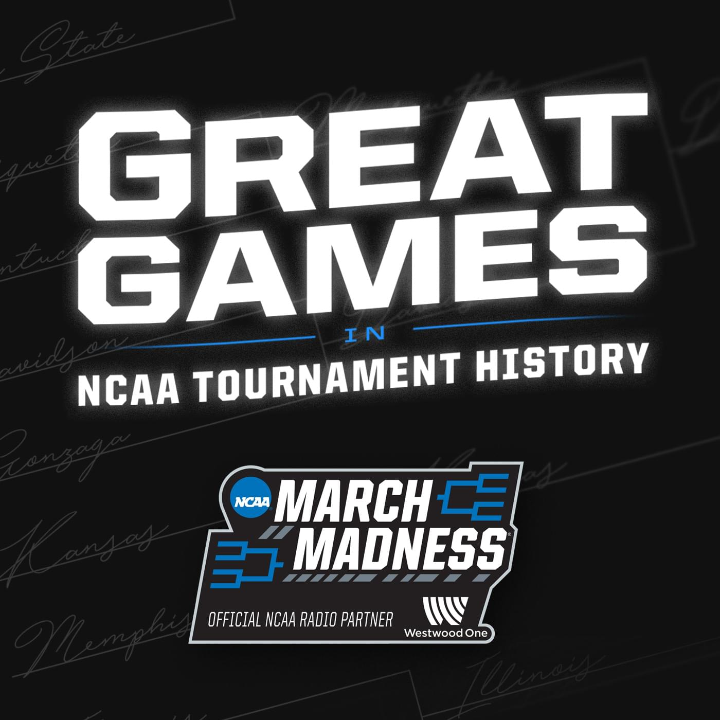 NCAA Great Games in Tournament History!