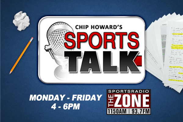 Chip Howard is BACK for Sports Talk!