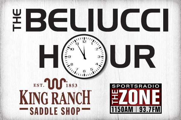 The Beliucci Hour!