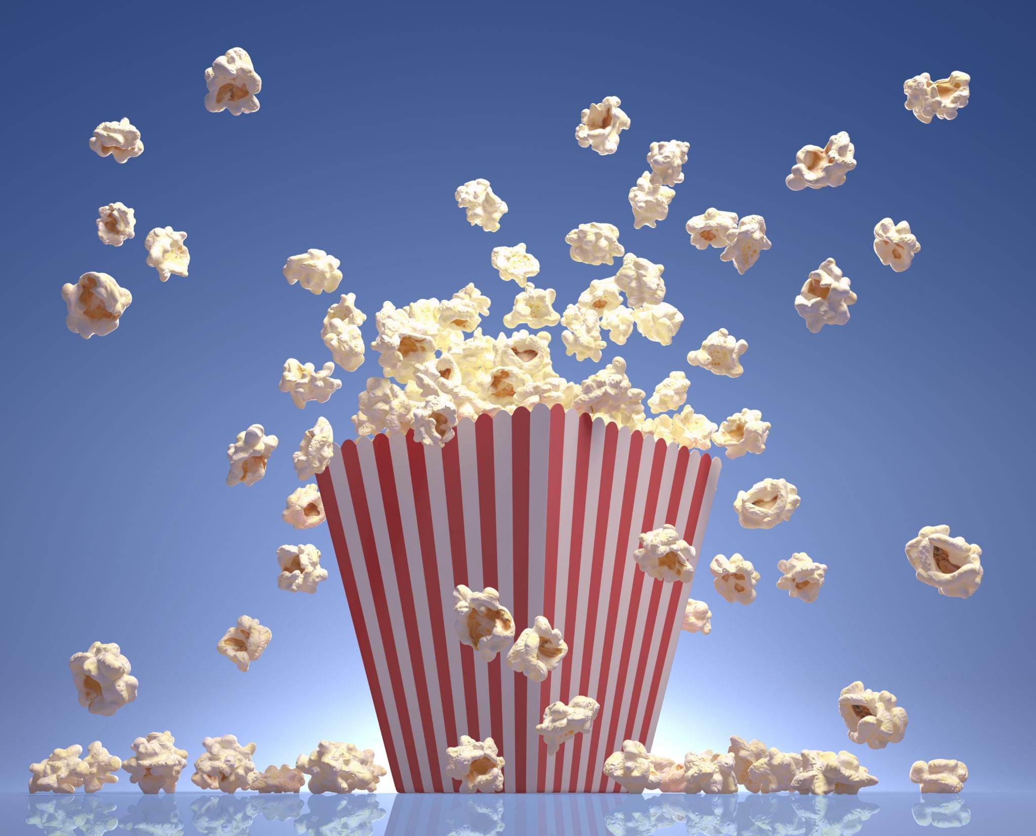 National Popcorn Day Unites Us All!!