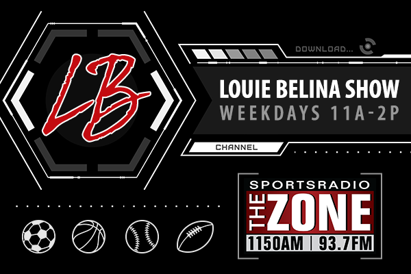 Louie Shares the Mic from 11-1 PM!