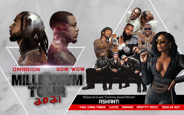 Win Tickets To The Millennium Tour 2021
