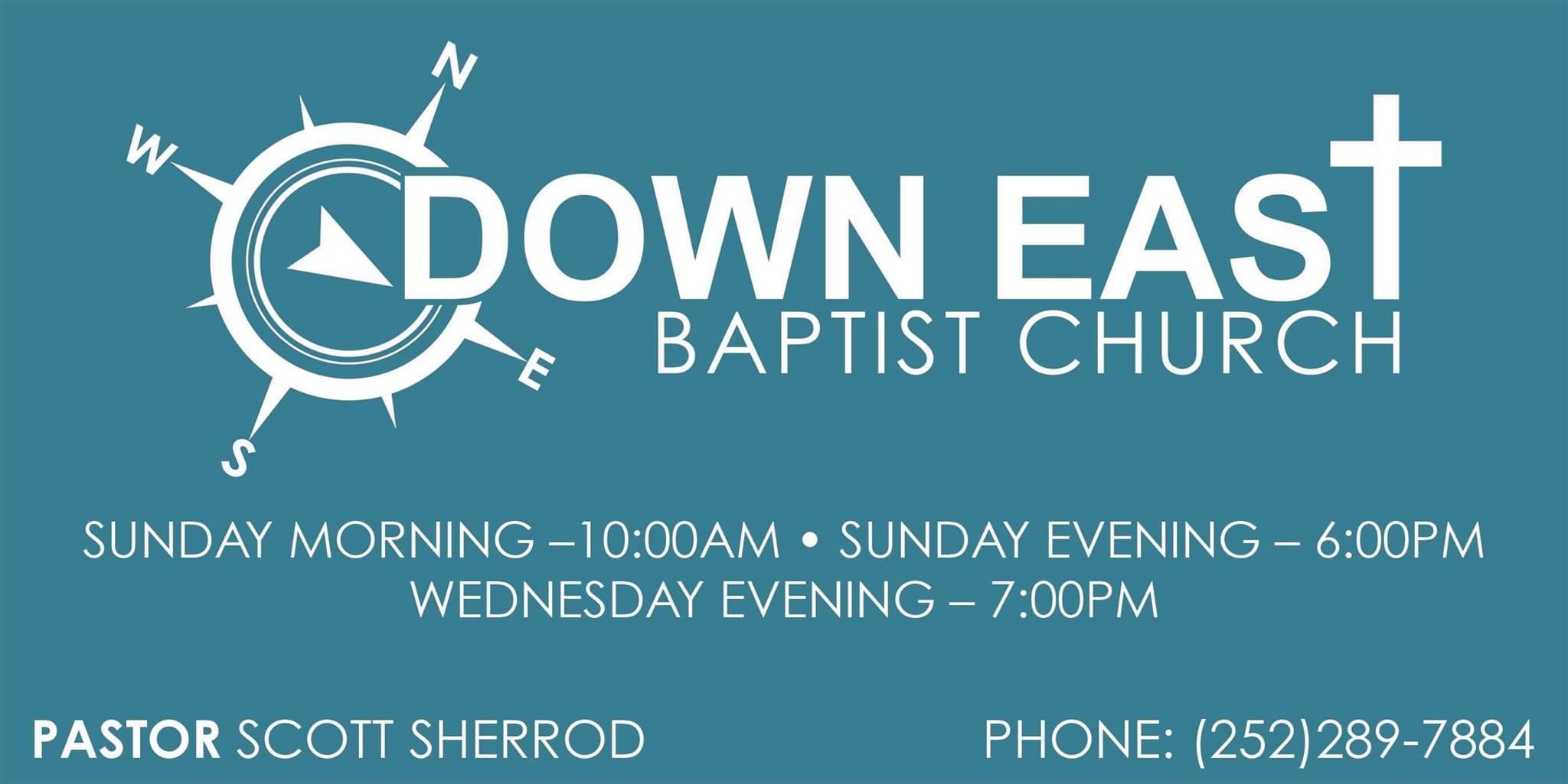 Downeast Baptist Church Radio Broadcast