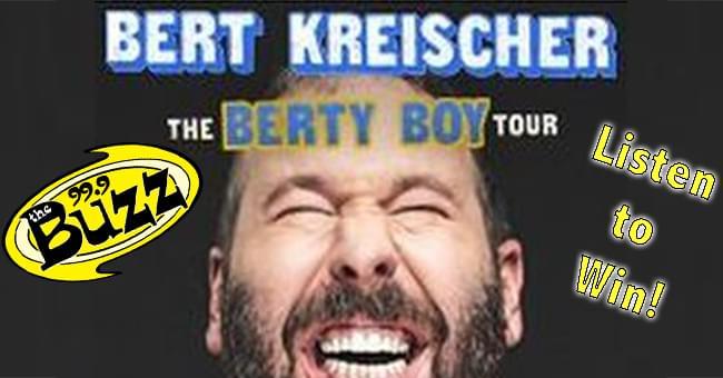 Bert Kreischer at The Flynn Theatre 1/30/20