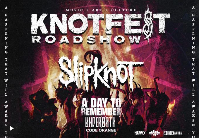 Slipknot at Bell Centre 6/5/20