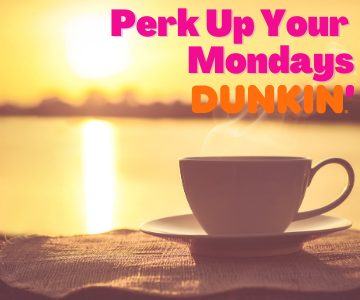 Perk Up Your Mondays