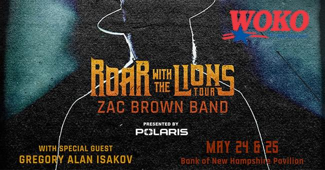 Zac Brown Band at The Bank of New Hampshire Pavilion 5/24 & 5/25