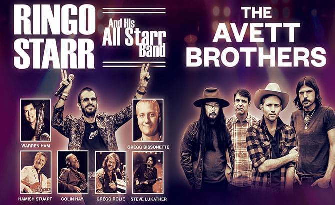 Ringo Starr & Avett Brothers @BNHP 6/11/20