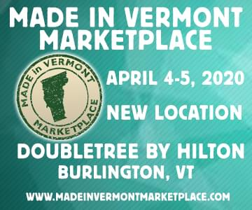 Made In Vermont Marketplace 4/4 – 4/5