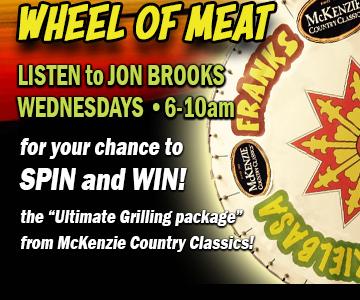 KOOL Wheel of Meat