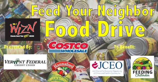 Donate to Feed Your Neighbor