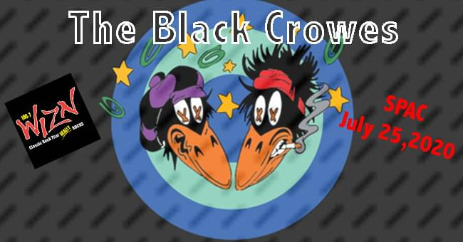 The Black Crowes @ SPAC 7/25/20