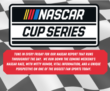 NASCAR Report Every Friday